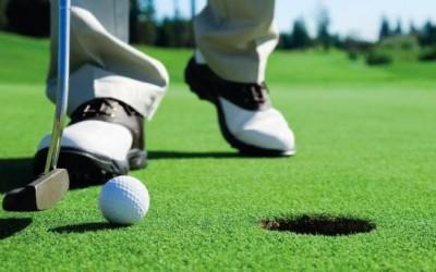 Мастер-класс от заслуженного гольф-про