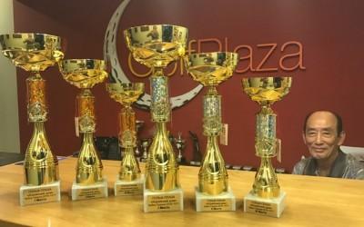 Кубок Корейского Дома 2016 -2017. Результаты