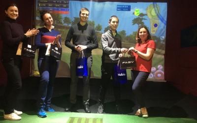 Поздравляем победителей VI тура «Кубок Корейского Дома»