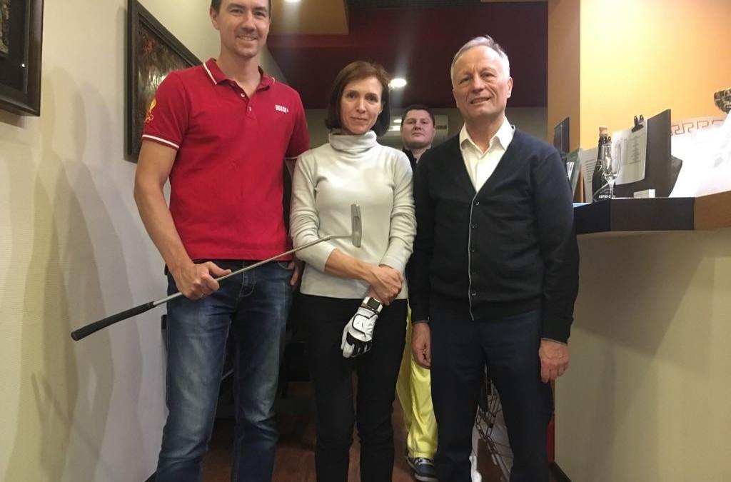 Поздравляем победителей турнира «С праздником 8 марта»