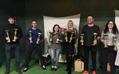 Поздравляем победителей I тура турнира «Кубок Корейского Дома»!