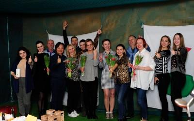 Поздравляем победителей турнира «С праздником 8 марта!»