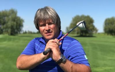 Уроки Игоря Ивашина в Golf Plaza