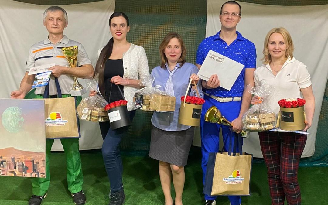 """Поздравляем победителей традиционного турнира """"Соллаль""""!"""